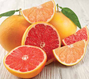 Grapefruit Trio