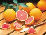 Red Navel Oranges & Navels