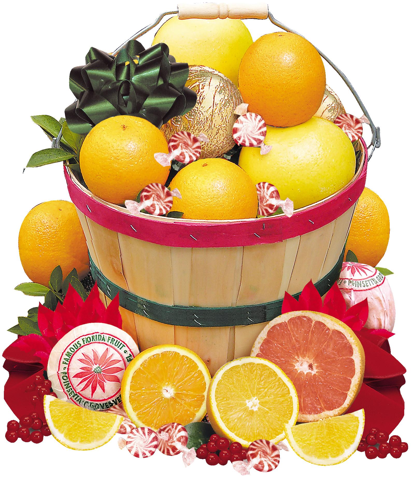 Holiday Harvest Basket
