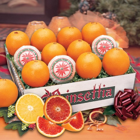 Red Navel Oranges & Navels