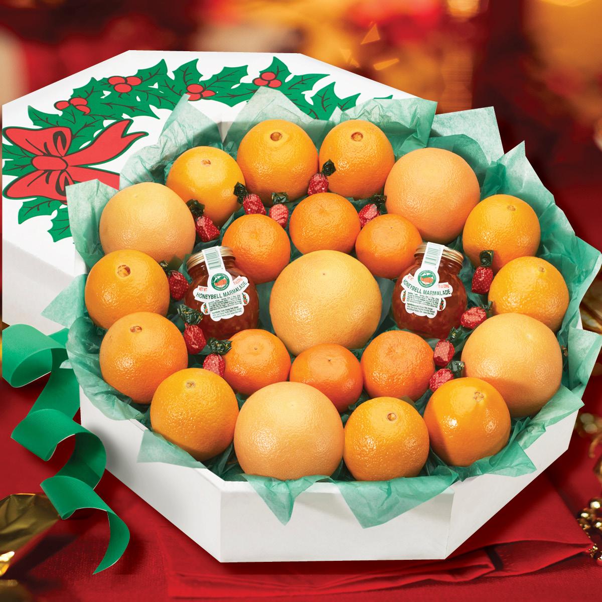 New! Citrus Wreath